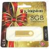 Золотые флэшки Kingston Data Traveller GE9