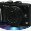 Миниатюрная фотокамера Panasonic DMC-GF1