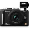 Камера Panasonic LUMIX DMC-GF1 со встроенной вспышкой