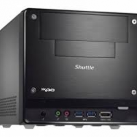Баребон-система от компании Shuttle на платформе Intel Haswell