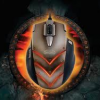 Дизайнерская мышка SteelSeries World of Warcraft Wireless Mouse