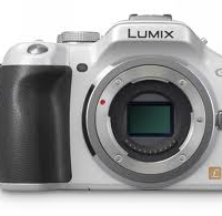 Беззеркальная фотокамера Panasonic DMC-G5