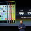 iPhone 5С оказался не так доступен, как ожидали