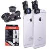 Тонкие линзы для камер смартфонов